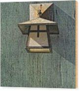 Lamp 2 Wood Print