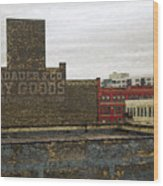 Landauer And Co Dry Goods Wood Print