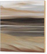 Landscape 103010 Wood Print