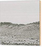 Landscape Galisteo Nm I10l Wood Print