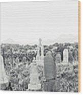 Landscape Galisteo Nm K10s Wood Print