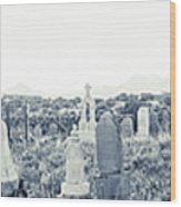 Landscape Galisteo Nm K10t Wood Print