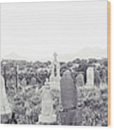 Landscape Galisteo Nm K10z Wood Print