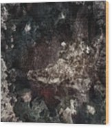 Landscape Of The Mind 5 Wood Print
