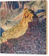 Landscapes At Grand Canyon Arizona Wood Print