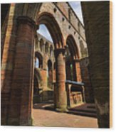 Lanercost Priory Wood Print