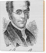 Langdon Cheves (1776-1857) Wood Print