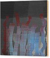 Languettes 02 - J122129076-f22b Wood Print