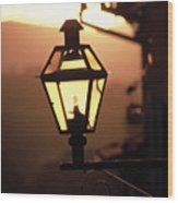 Lantern 1 Wood Print