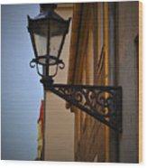 Lantern Of Wittenberg Wood Print