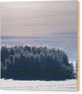 Lappajarvi Wood Print