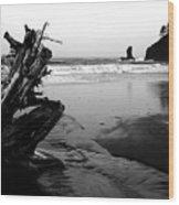 Lapush Washington II Wood Print