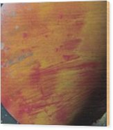 Large Red Planet #1 Wood Print