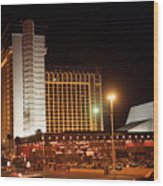 Las Vegas 1980 #11 Wood Print
