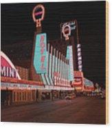 Las Vegas 1983 #4 Wood Print