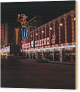 Las Vegas 1983 #5 Wood Print