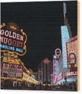 Las Vegas 1983 #6 Wood Print