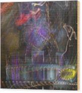 Las Vegas Strip 2182 Wood Print