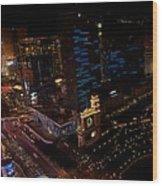 Las Vegas Strip IIi Wood Print