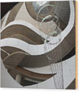 Laser Eye Surgery - Color Wood Print