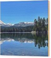 Lassen Volcanic National Park Wood Print
