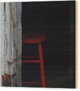 Last Man Standing Wood Print