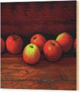 Late Harvest Wood Print