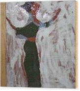 Laura - Tile Wood Print