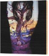 Lauren Wood Print