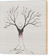 Lavinia Wood Print