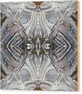 Layers Of Ice #2 - Mount Monadnock Wood Print
