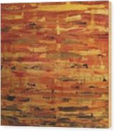Layers Of Life Wood Print