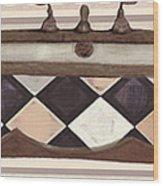 Le Bain Vintage Bath Wood Print