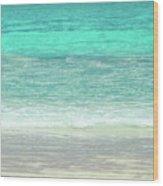 Le Grand Beach 2am-005682 Wood Print
