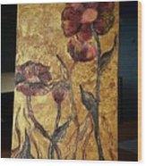 Le Soeil D Or  Wood Print