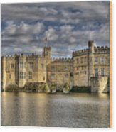 Leeds Castle Wood Print