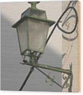 Leen Lamp Wood Print
