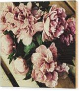 Left For You Vintage Wood Print