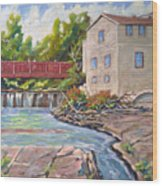 Legare Mill Wood Print