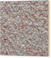 Legendary Pink Sand From Eleuthera Bahamas Wood Print