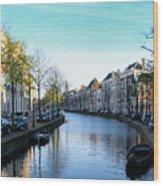 Leiden, Holland Wood Print