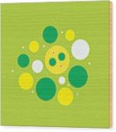 Lemon Lime Fizz Wood Print