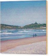 Lennox Stroll Wood Print