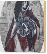 Leonadia Wood Print