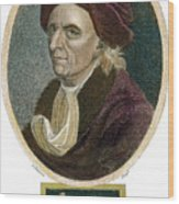 Leonhard Euler, 1707-1783 Wood Print