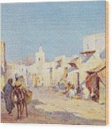Leopold Carl Muller 1887 Wood Print