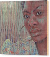 Leslie K Wood Print