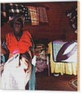 Lesotho 2 Wood Print