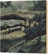 Lesterny  Wood Print