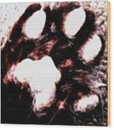 Lets Paws For A Moment Wood Print